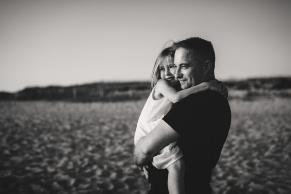 portrait emotion pere et sa fille séance famille ploemeur